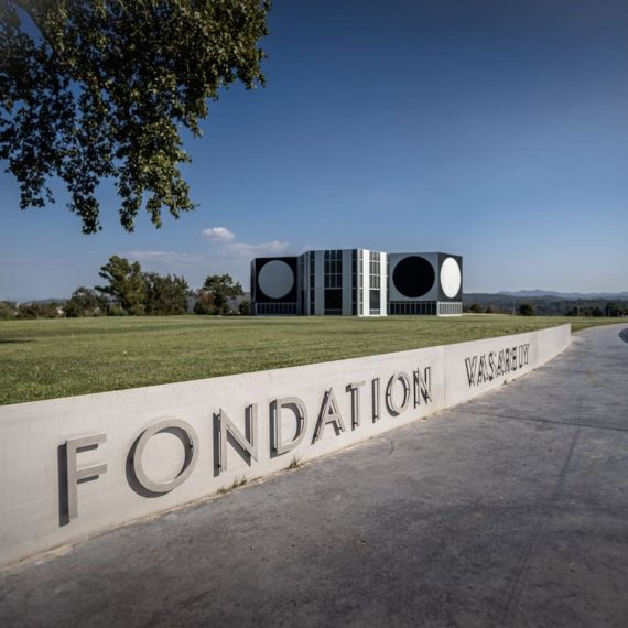 Fondation Vasarely Groupe Sols